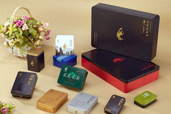 各种精彩包装盒