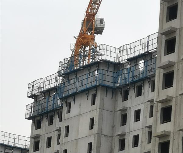 成达钢结构工程展示