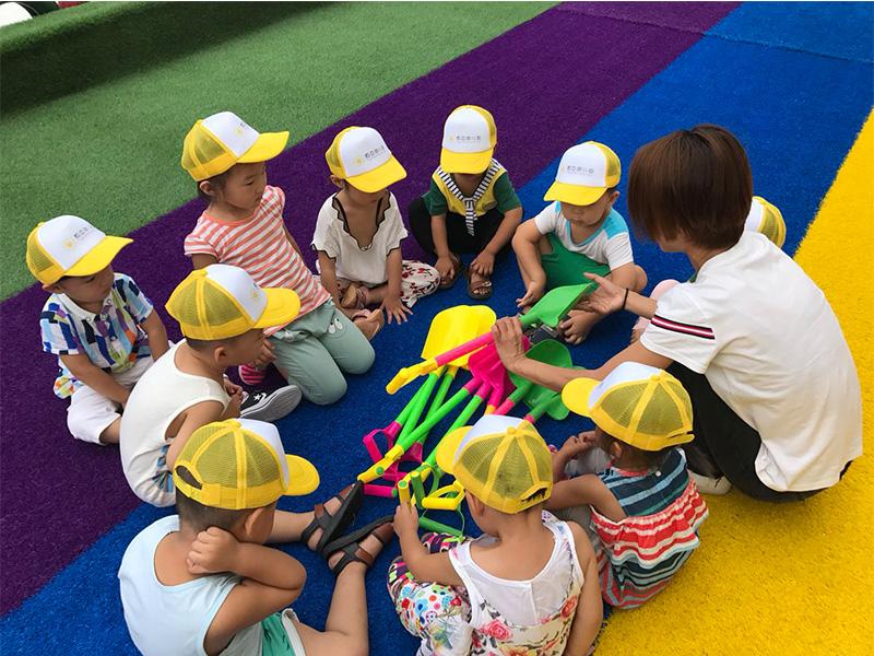 安丘高端幼儿园团队活动