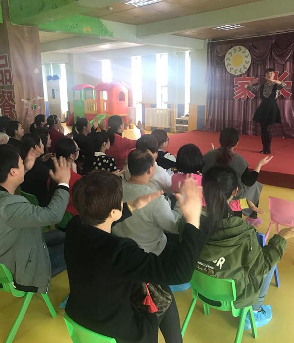 安丘高端幼儿园环境展示
