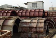 桥梁钢模板收受接管