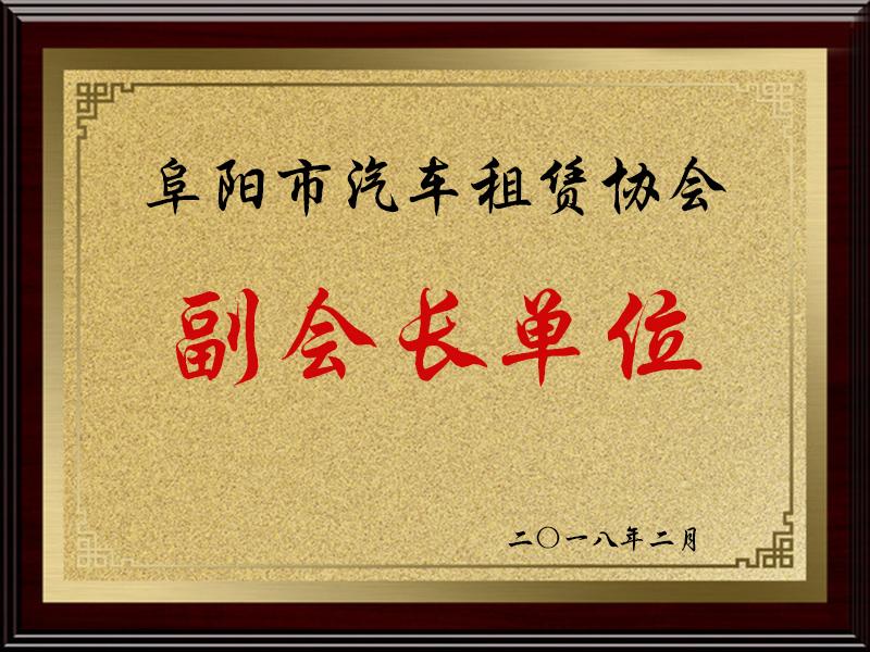 阜阳市汽车租赁协会
