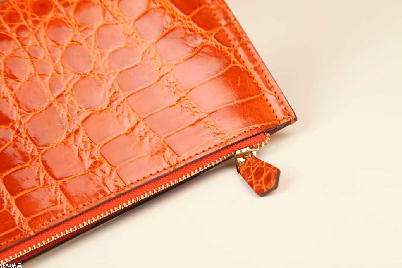 宣威市生产鳄鱼皮手包