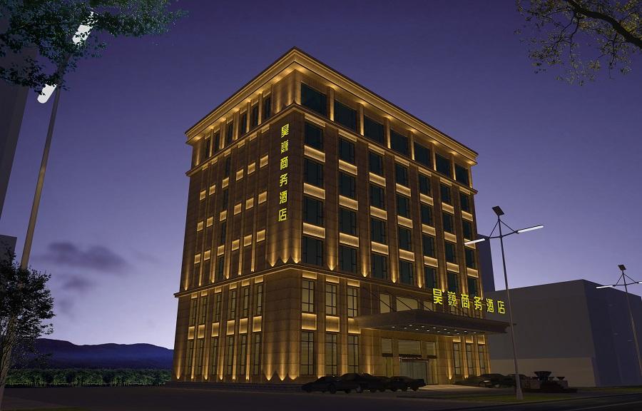 建筑外觀-柏鄉酒店