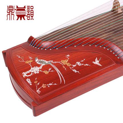 鼎韵902-BN古筝(贝雕鸟)