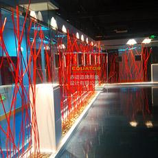 ebus环保创意展厅设计和施工方案