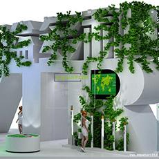 溢多利展台设计方案