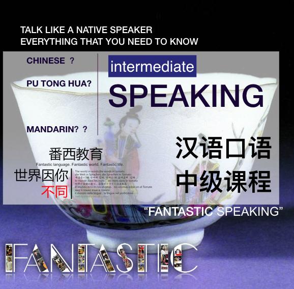 汉语中级口语提高