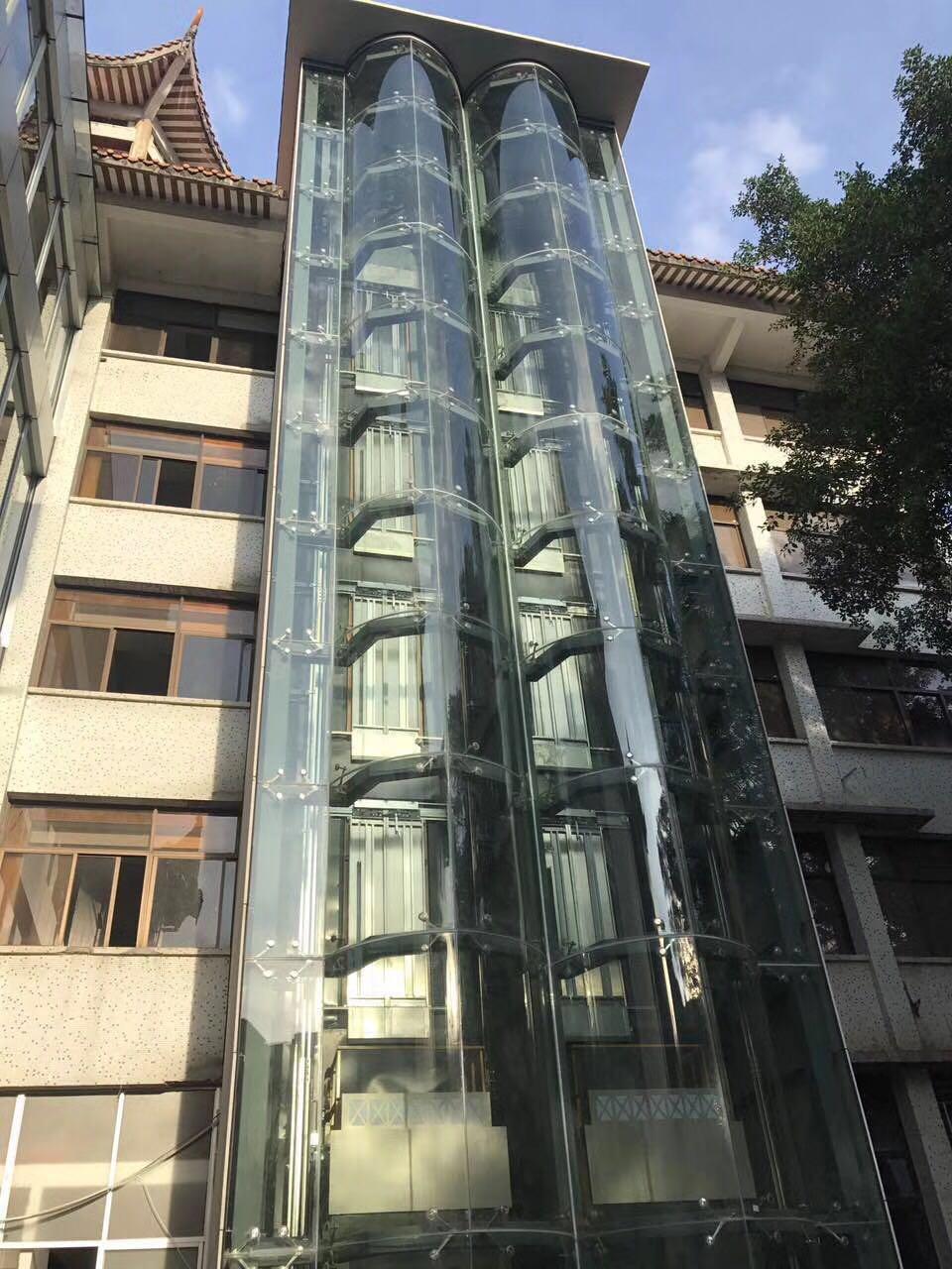 小区电梯加装案例