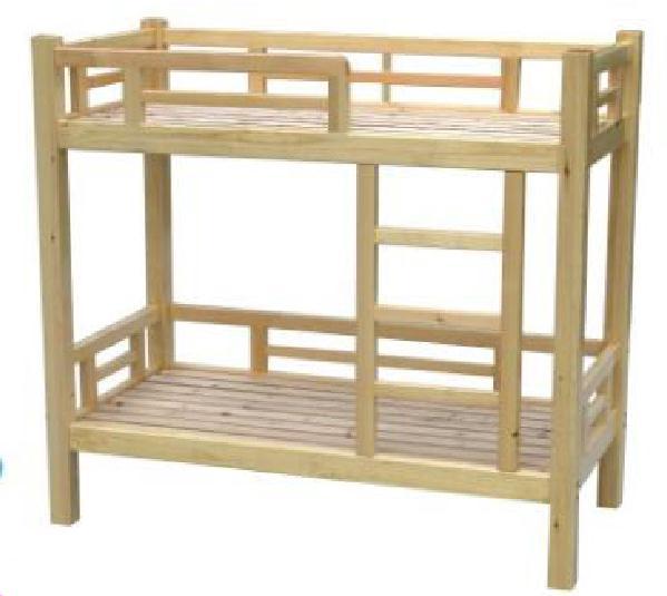 南宁幼儿园木质双层床上下铺