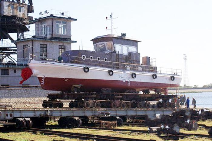 天津新河造船厂