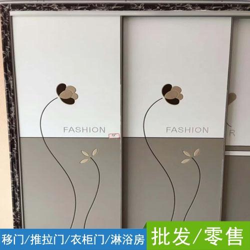 衣柜门白色隐形边衣柜移门,195每平方.jpg