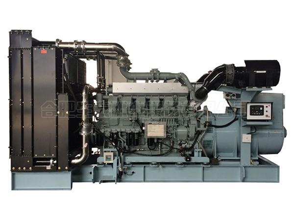 三菱柴油發電機組