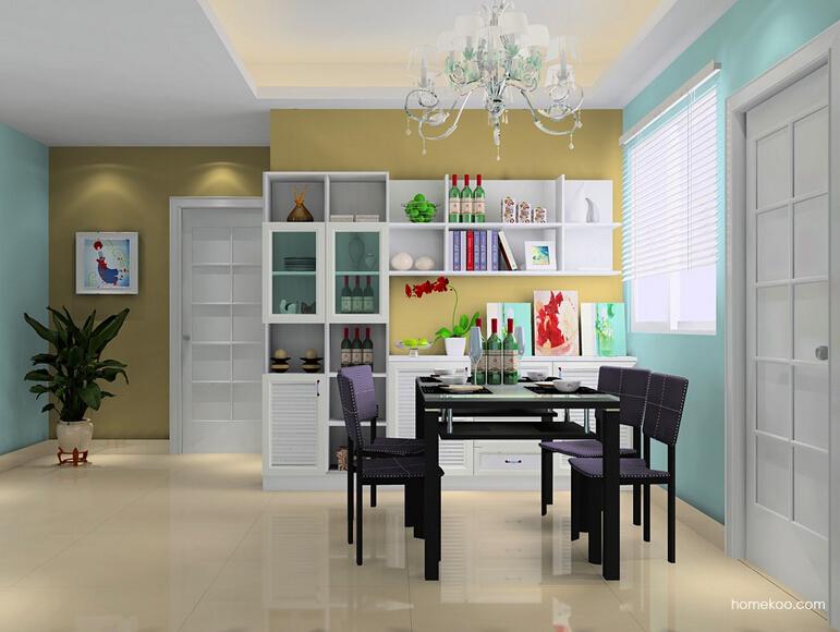 韩式田园客厅家具