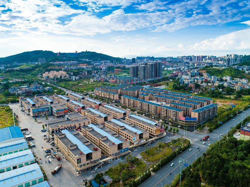 桂阳县物流园