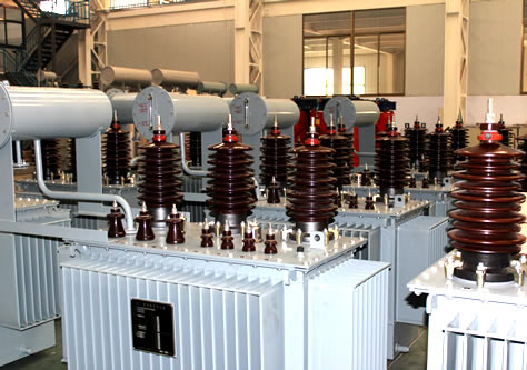 35KV潛油電泵變壓器