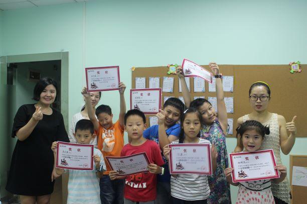 王老师和学生