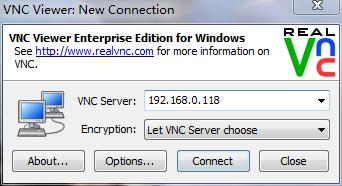 输入远端机顶盒IP地址