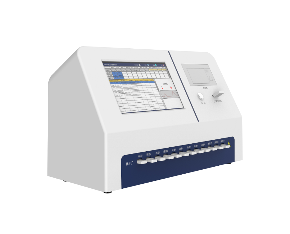 熒光免疫分析儀IVD-F12
