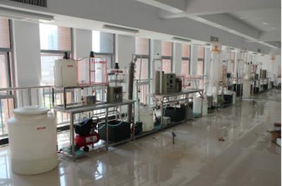 西安交通大學板式靜電除塵器實驗裝置