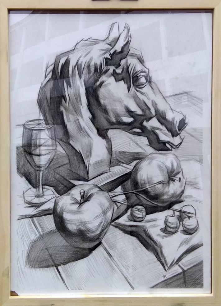 博文中學2017年迎元旦美術匯報展