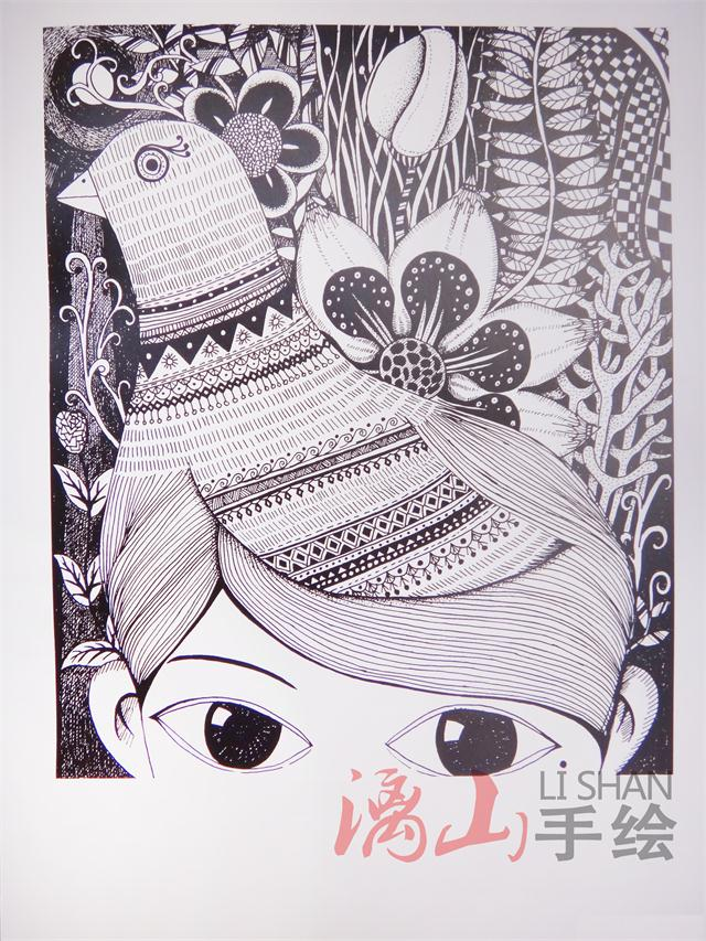 广西图形创意设计培训班南宁商业插画培训课程