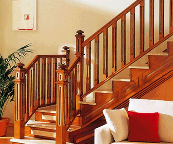 實木樓梯客戶現場案例