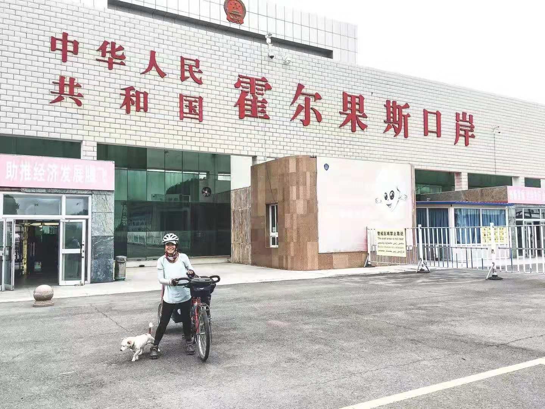 自行车旅行香港女孩独自骑行香港至法国连载29-开朗LKLM
