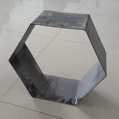玻璃钢拉挤六棱阳极管
