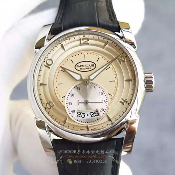 【TF厂】帕玛强尼Tonda系列PF012504.01机械腕表
