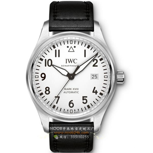 【MK厂】万国马克十八飞行员马克18系列IW327002男士手表