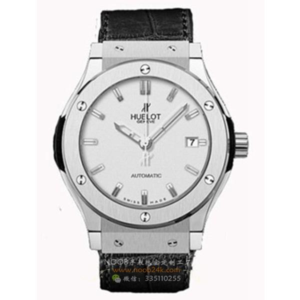 【JJ厂】宇舶恒宝经典融合系列565.NX.2610.LR大三针机械腕表