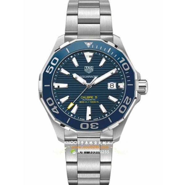 【MK厂】泰格豪雅竞潜系列WAY201B.BA0927瑞士机械腕表