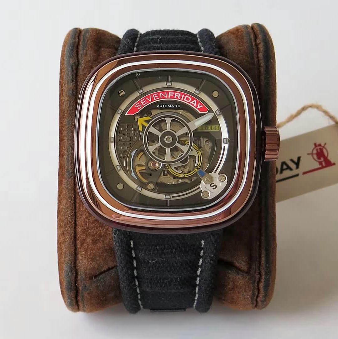 【SV】SEVENFRIDAY七个星期五 S1/03手表