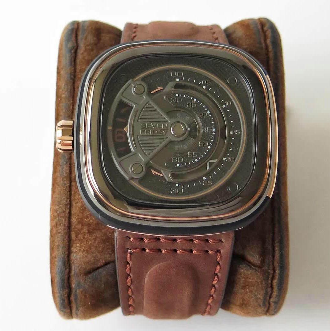 【SV】SEVENFRIDAY七个星期五 M2b/01手表