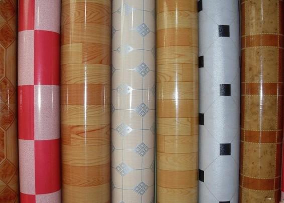 PVC地板革