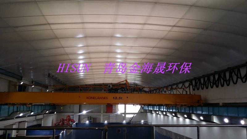 上海奉贤悬吊膜(垃圾仓)