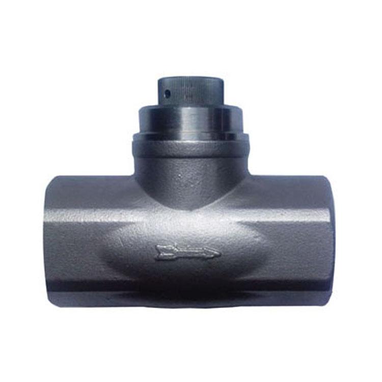 WVB02L不锈钢水平直通型真空破坏阀
