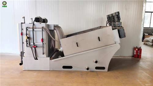 疊螺式污泥脫水機-RDT401