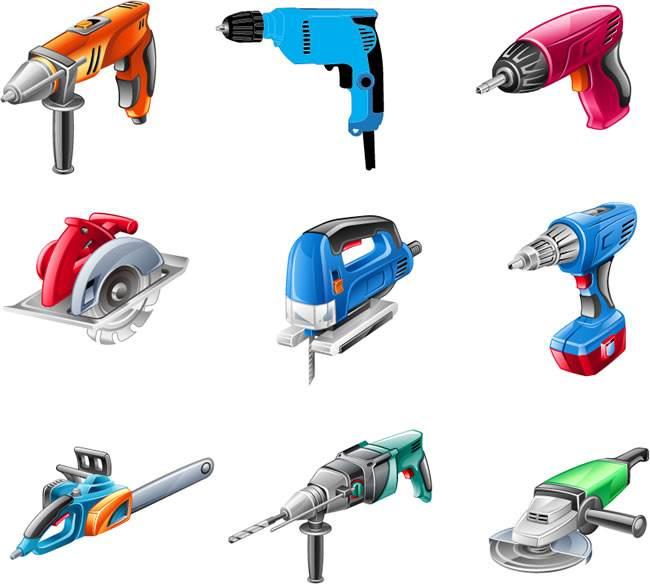 批發零售供應電動工具 手電鉆 角磨機 電錘 電鎬 石材切割機等