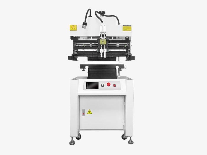 半自动印刷机
