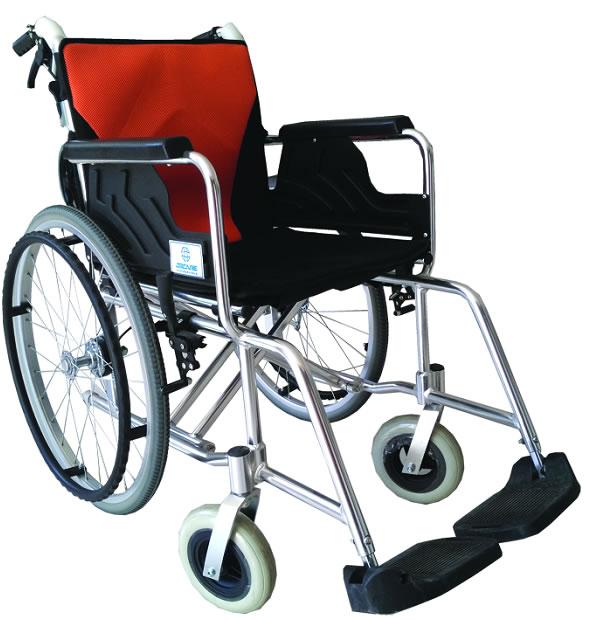铝合金软座轮椅