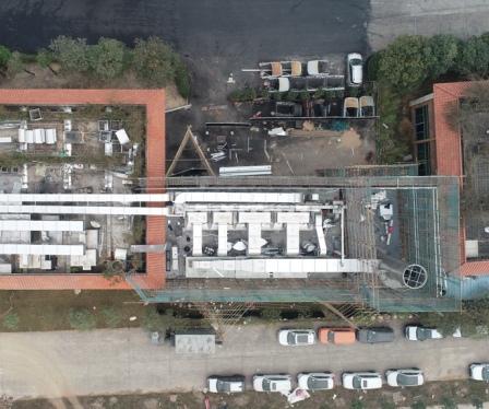 美高梅国际网站-巴斯夫培训中心环保项目建成