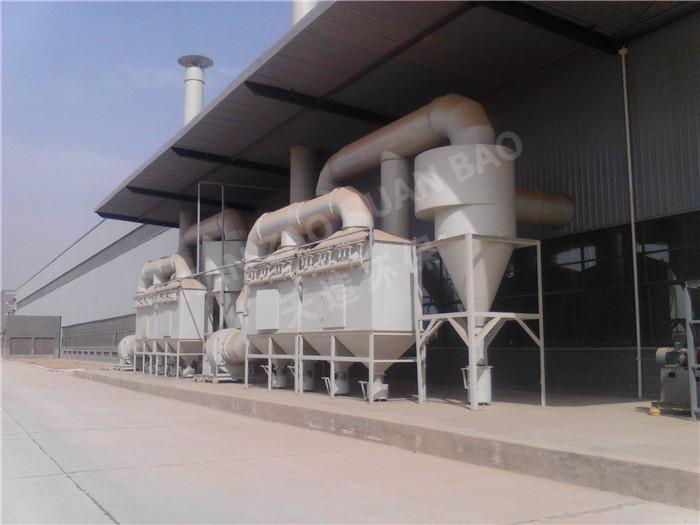 除尘设备生产厂家:环保设备除尘注意事项