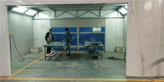 除尘设备工程:河北矿山除尘器