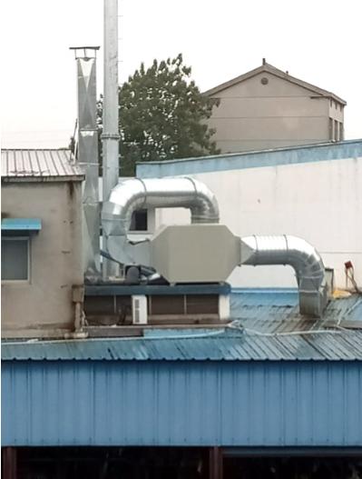 厂房通风管道