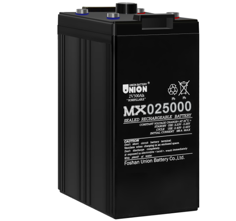 2V系列(电讯、电力)AGM电池2V500AH
