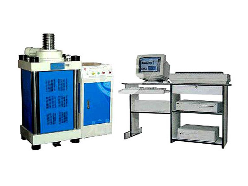 TYE-2000E型压力试验机