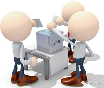 微信公众号投票