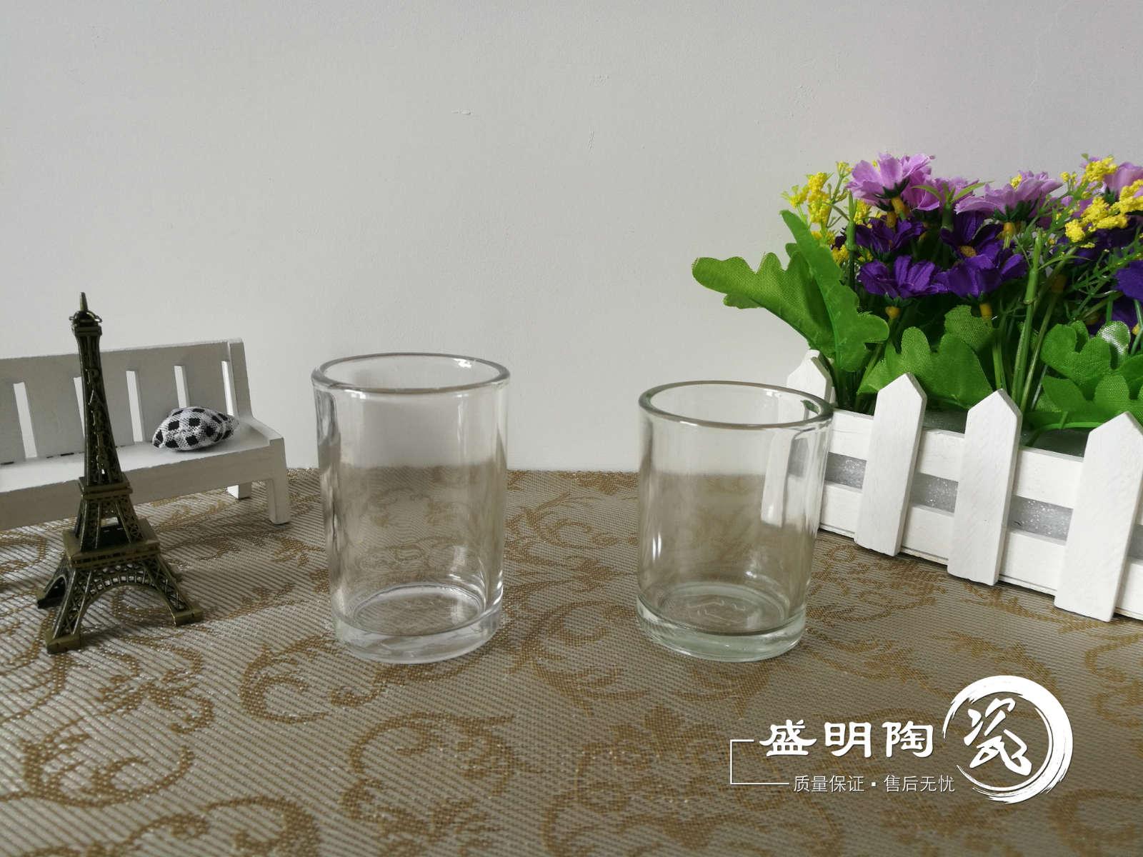 高白度钢化玻璃杯